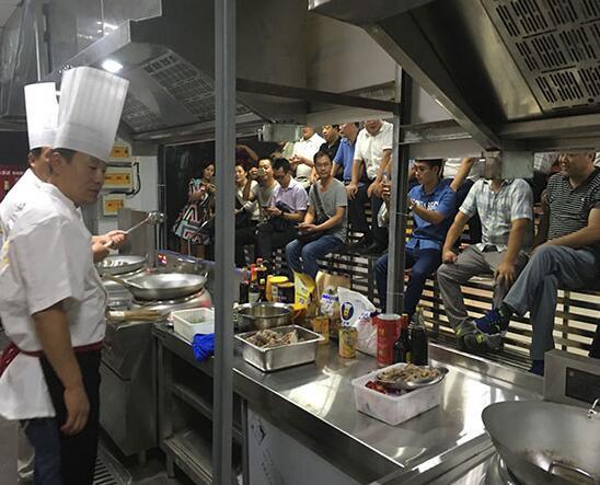 """""""马吉尔系列"""" 产品被豫菜名厨交流会选定为专用调味用品"""