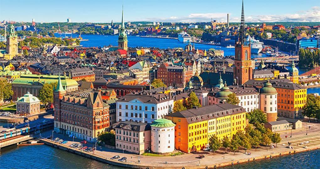 瑞典+芬兰+爱沙尼亚+北极圈8天 M1O014