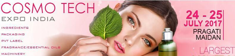 【展会直播】最后一天~印度新德里化妆品技术展即将谢幕