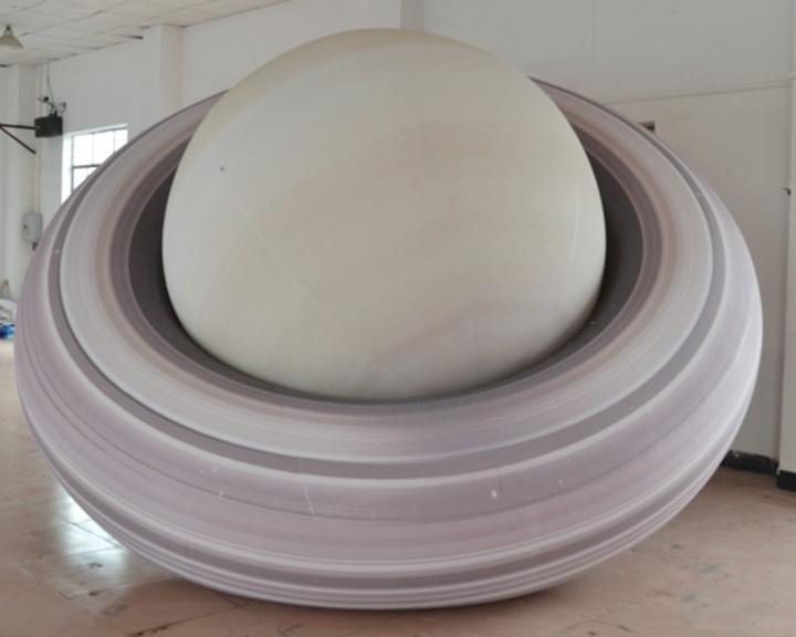 Inflatable Saturn helium balloon