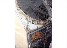 端子护套在小型中央空调机上的应用