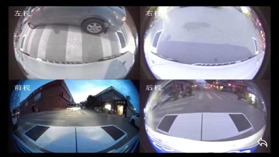 凯迪拉克XTS加装车视野360全景2K超清全景