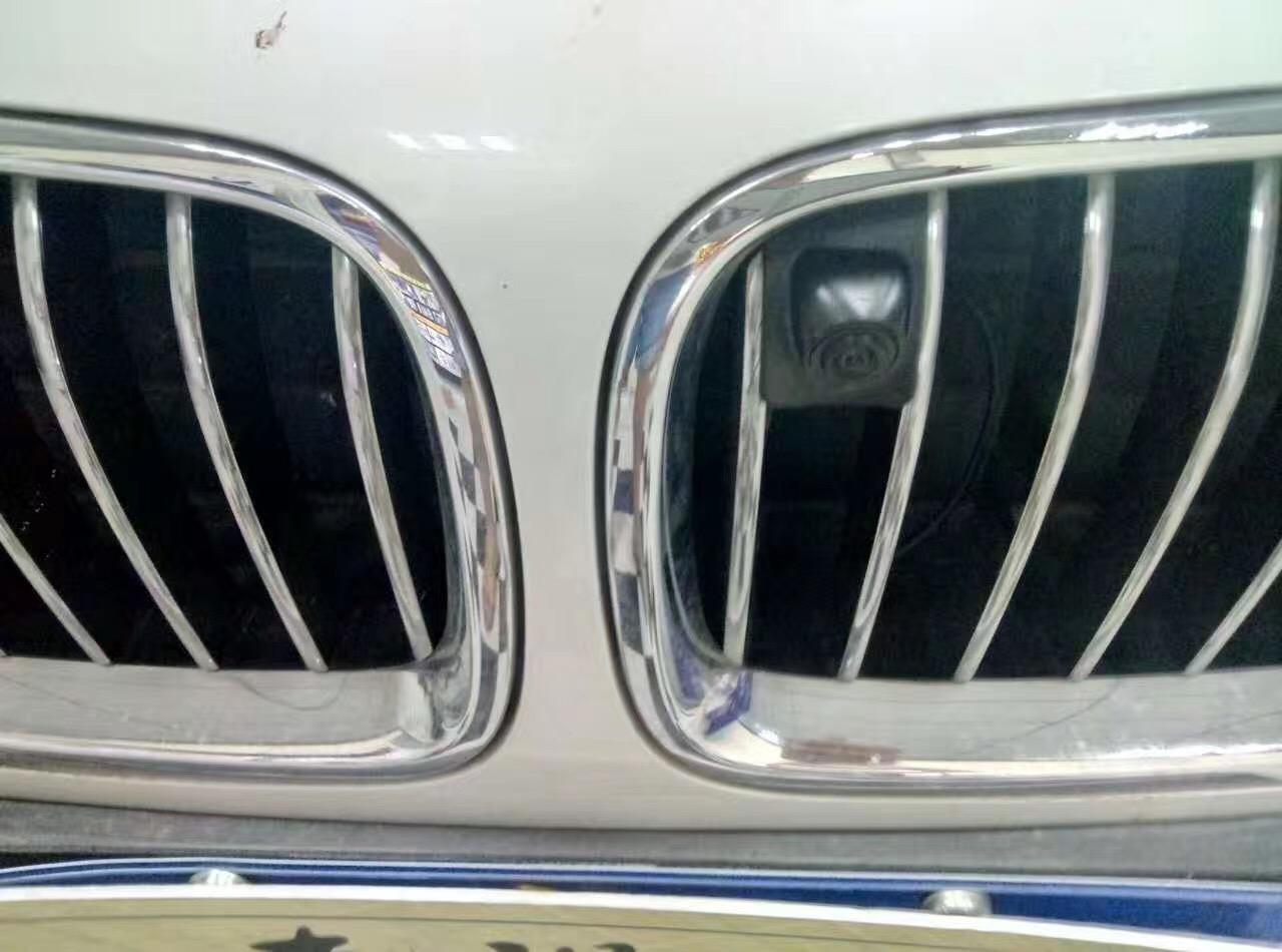 宝马5系车视野360全景安装案例