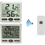 FT007-Combo Wireless Big Digit Thermo-hygrometer