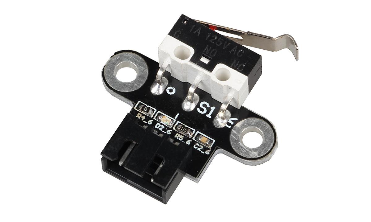 lerdge 3d printer parts mechanical endstop limit switch end stop limit switch problems 3 steps