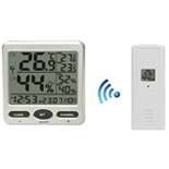 FT0071 Wireless in/outdoor Thermo-hygrometer Clock