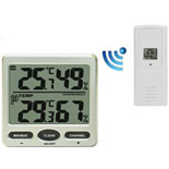 FT0070 Wireless Indoor/Outdoor 8-Channel Thermo-Hygrometer