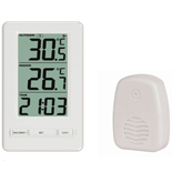FT0407 Wireless Indoor/Outdoor Thermometer with Sensor display
