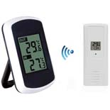 FT0040 Wireless Indoor / Outdoor Thermometer