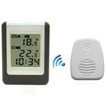 FT005 Wireless Thermometer Clock (Exclusive for Sweden)