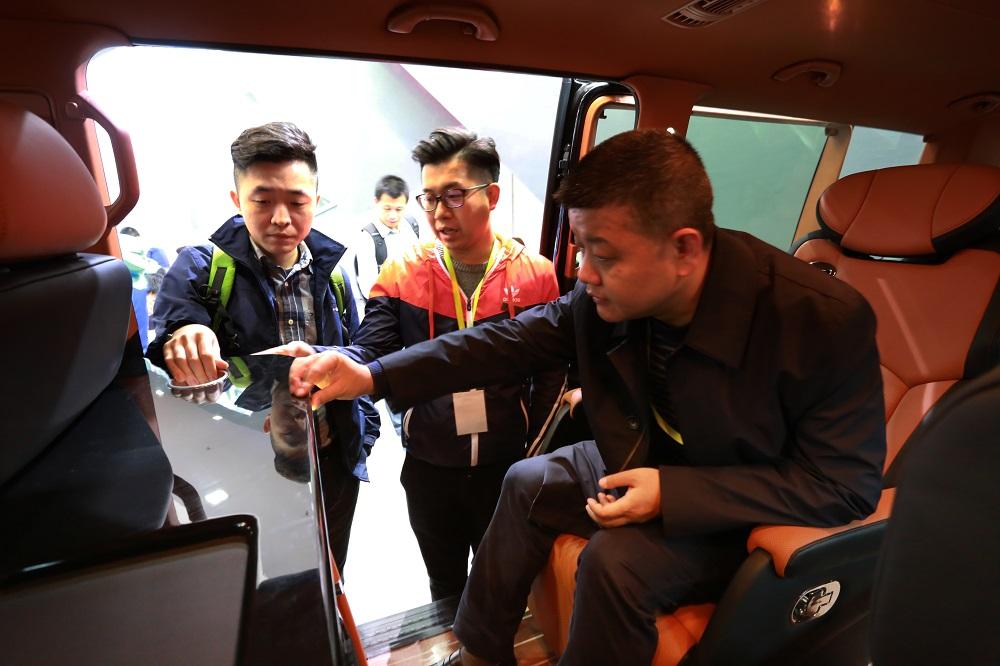 我们开跑啦——2016年第十二届深圳国际汽车改装服务业展览会捷成改装通讯稿