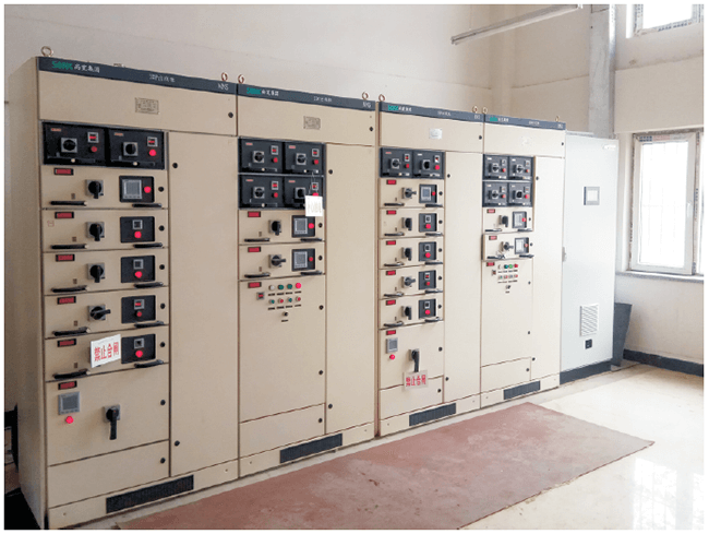 Automation Control System Project of Central Heating Network in Datong City