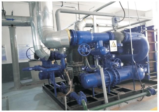 Lanzhou Heat Monitoring System