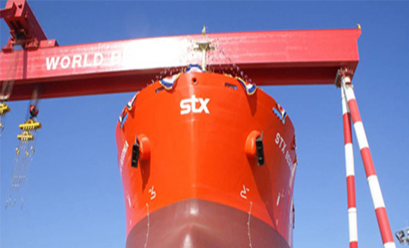 CSSC, CSIC, Meyer Werft and STX France Gathered on CCS12