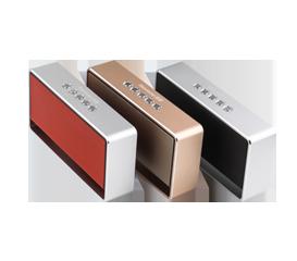 N06 Metal Bluetooth Loudspeaker