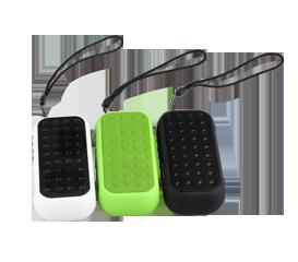 BT07  Portable Bluetooth Loudspeaker
