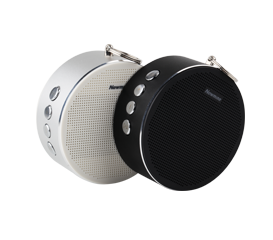 N01 Mini Metal Bluetooth Loudspeaker