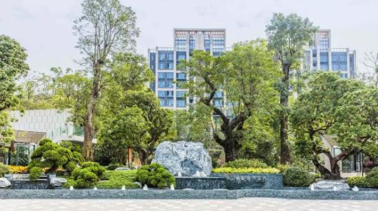 园林景观设计中置石里的大学问
