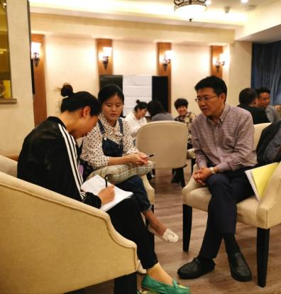 四川宏瑞组织展开情绪管理课程培训