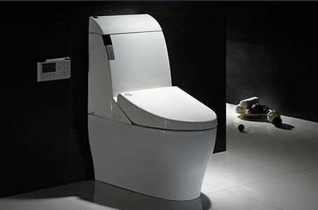 GIZO JJ-801z soft close seat smart toilet