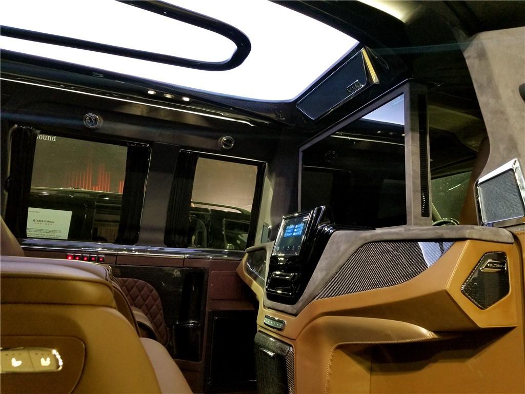 GMC|GL750改装商务房车