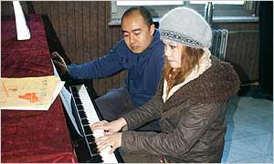 刘东峰老师的钢琴课