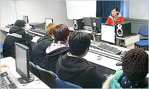 王南舟在上音乐制作课