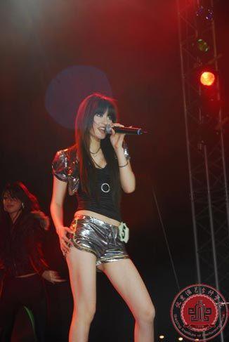 2008亚洲新人歌手大赛亚洲总决赛优秀新人奖