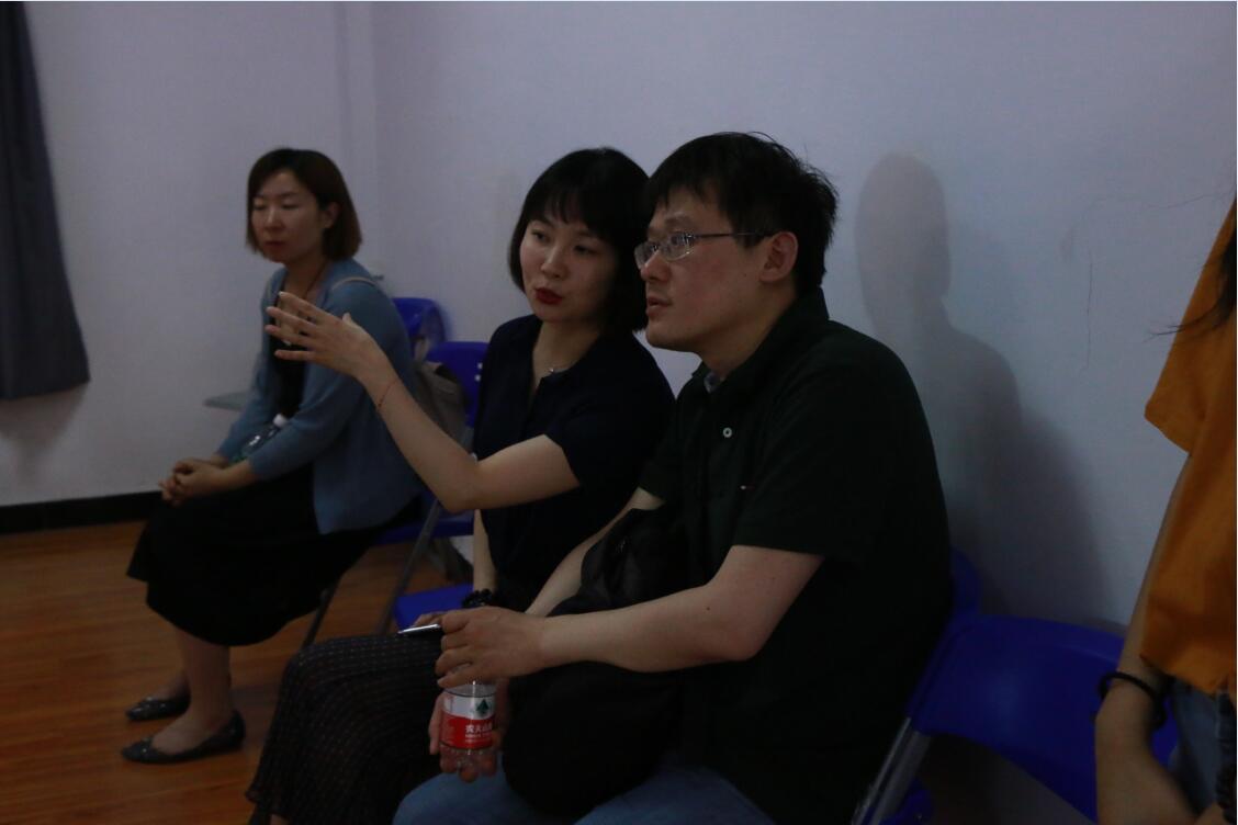 北京市教委領導到我院督導檢查