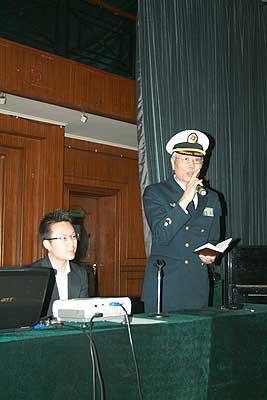 著名演员李玉刚做客我院名人讲堂