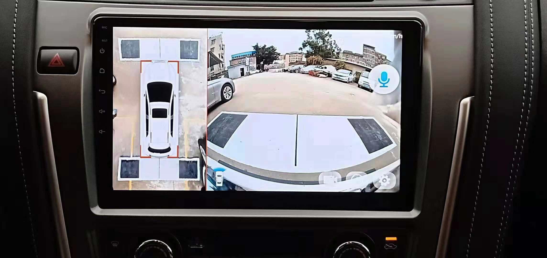 突破常规,车视野大屏全景导航一体机全面发售