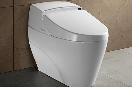 GIZO LZ-701S low water tank intelligent toilet