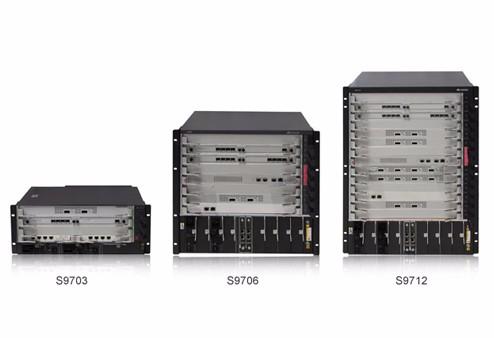 S9700 系列T比特核心路由交换机