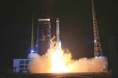 齐发娛乐空间行波管助力北斗导航卫星圆满完成全球基本系统组网部署
