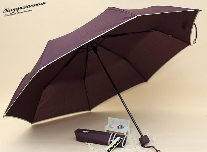 精致雨伞让你爱上阴雨天
