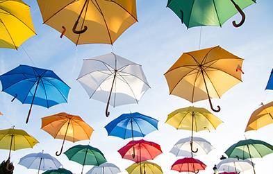 """伞路漫漫,""""撑""""向何方"""