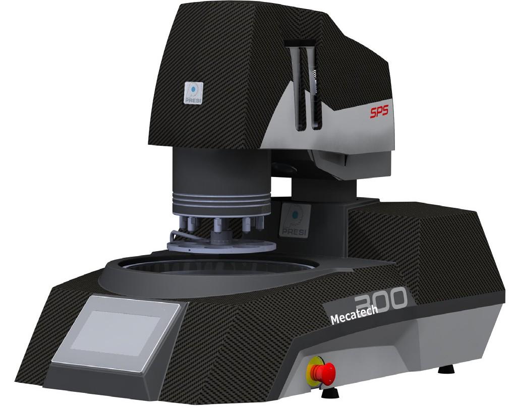 MECATECH 300 自动研磨抛光机