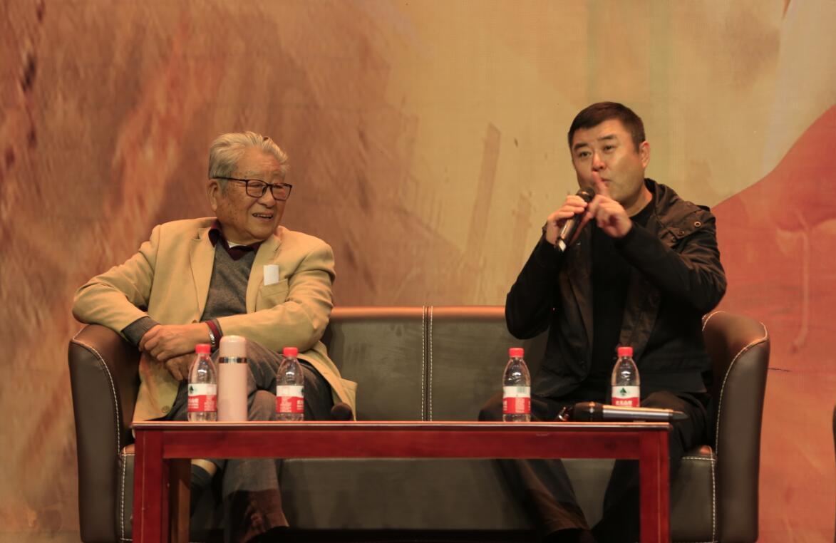 《战狼II》制片人关海龙来北演分享电影成功经验