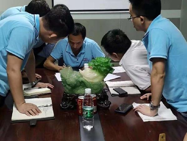 2018——鼎鑫盛科技第四季度专业光学知识培训