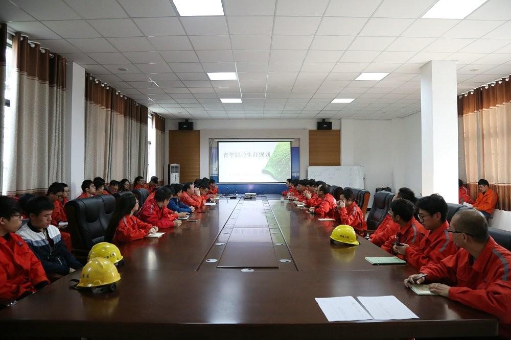 中国中铁工业山桥2018年青年职业生涯规划培训圆满结束