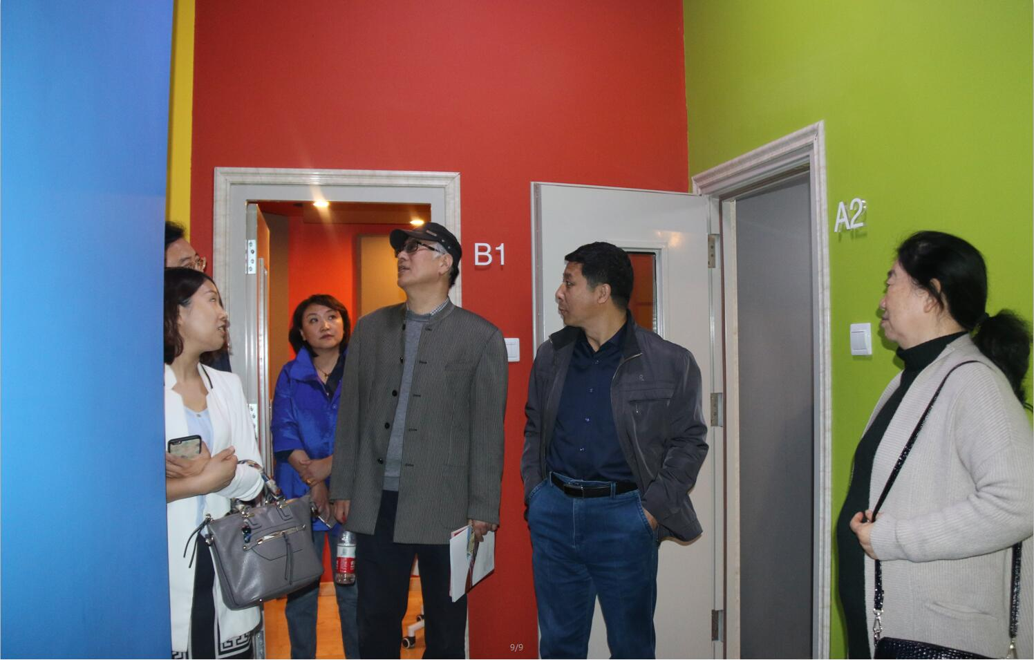 新加坡莎顿亚视传媒艺术学院领导来我院交流访问