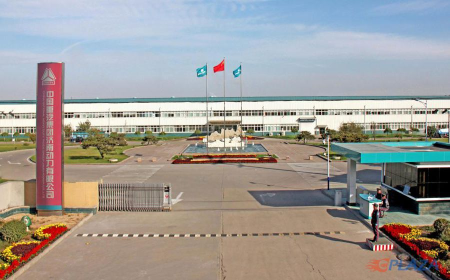 【水蓄冷案例分享】中国重汽济南动力公司联合厂房