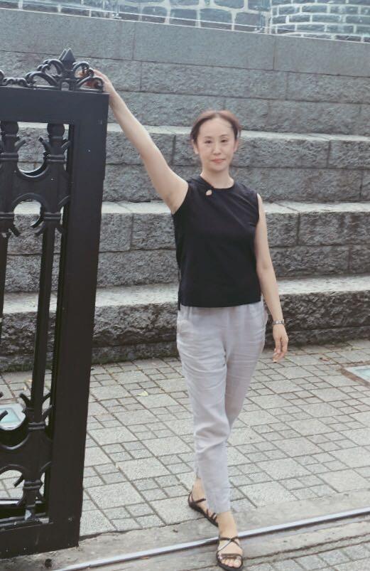 林英  芭蕾舞教研室主任  副教授