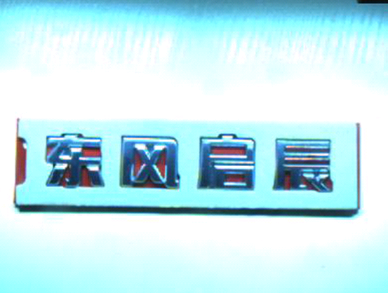汽车字标有无检测