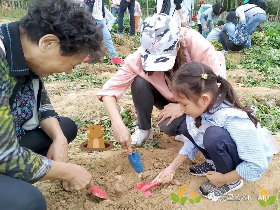 儿童户外艺术营