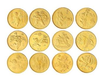 了解我国首轮生肖流通纪念币的发行