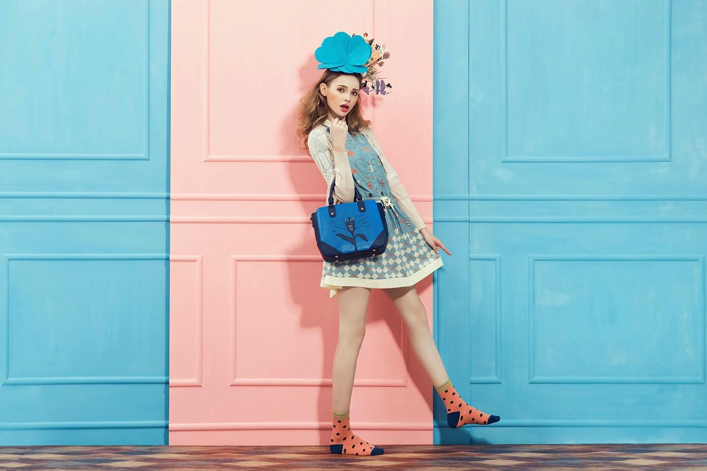 图灵广告女装少淑装画册形象片拍摄案例分享