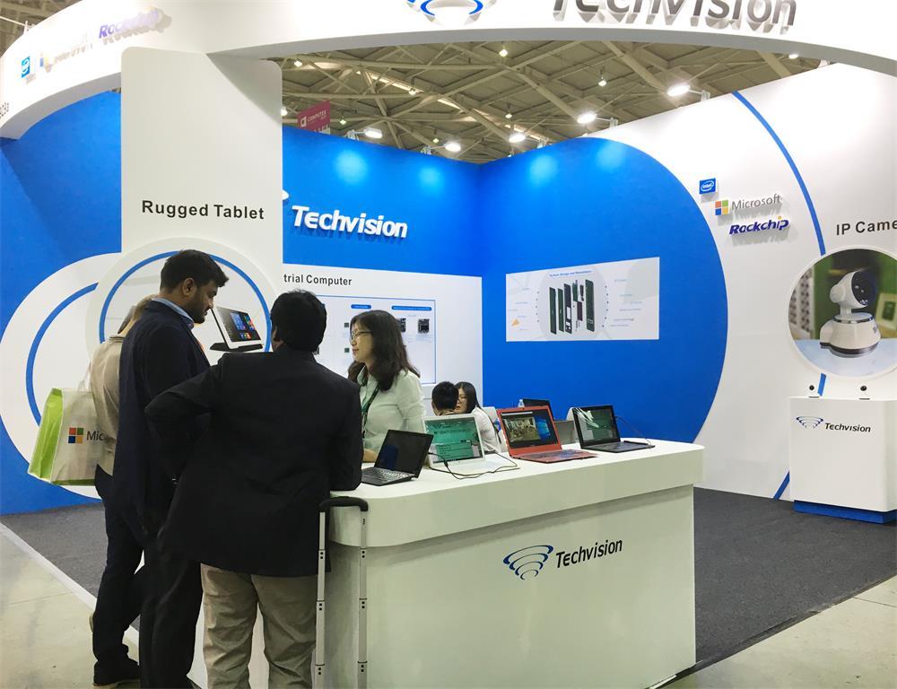 慧为在台北—Computex Taipei 2017台北国际电脑展