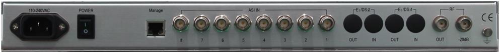 DTMB调制器