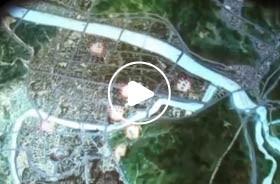 邵武城市规划弧幕数字沙盘
